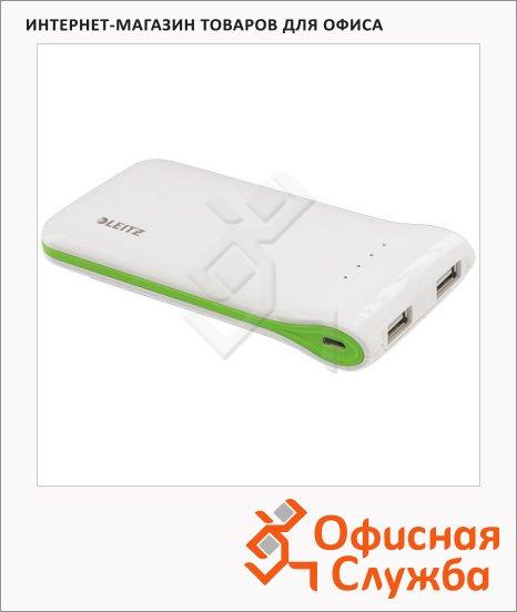 фото: Зарядное устройство Leitz Complete 2 USB-порта белое, 64130001