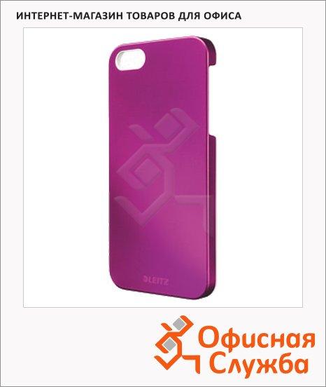 фото: Чехол для Apple iPhone 5/5S Complete WOW розовый пластиковый, 63720023