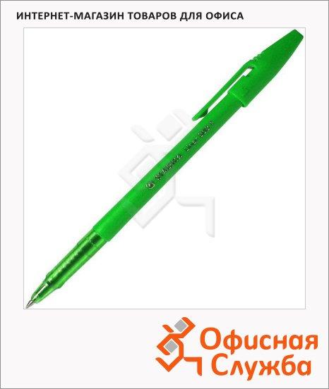 фото: Ручка шариковая Stabilo Liner 808 зеленая 0.3мм