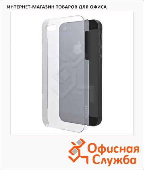 фото: Чехол для Apple iPhone 5/5S Complete прозрачный пластиковый, 63710002
