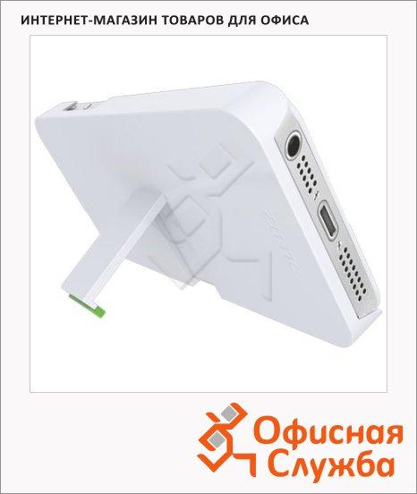 Защитная панель для Apple iPhone 5/5S Leitz Complete белая, пластиковый, 63700001