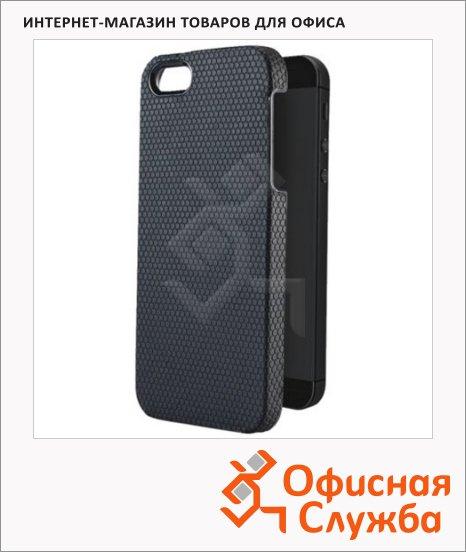 фото: Защитная панель для Apple iPhone 5/5S Complete черная пластиковый, 63880095