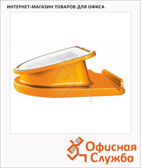 фото: Подставка для планшета Leitz Complete WOW оранжевая вращающаяся, 62741044