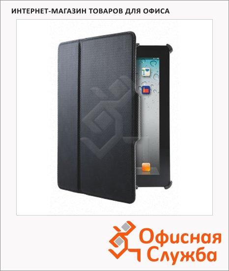 фото: Чехол для Apple iPad2/iPad3 Complete Tech Grip черный полиуретановый, 63890095