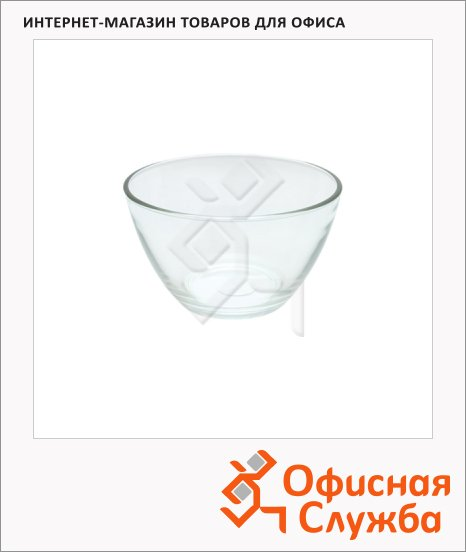 Салатник Luminarc Verdura прозрачный, d=11см