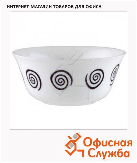 Салатник Luminarc Sirocco белый, d=24см