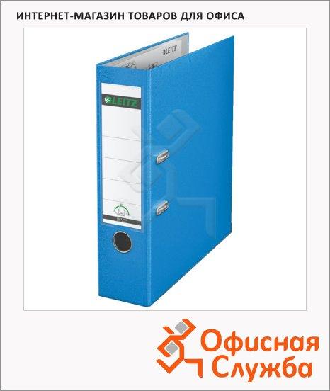 Папка-регистратор А4 Leitz голубая, 80 мм, 10101230