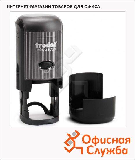 фото: Оснастка для круглой печати Trodat Printy d=25мм 46025, черная
