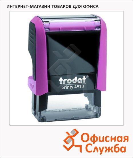 фото: Оснастка для прямоугольной печати Trodat Printy 26х9мм 4910, фуксия