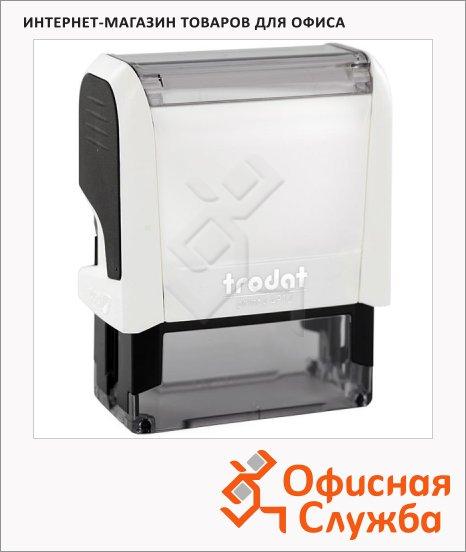 Оснастка для прямоугольной печати Trodat Printy 47х18мм, 4912, белая