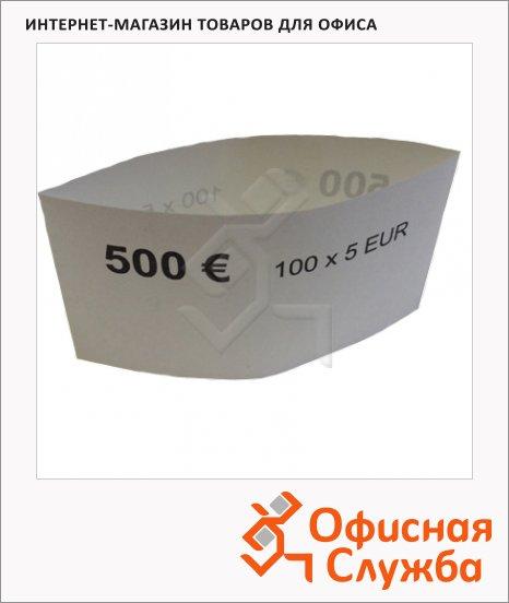 Кольцо бандерольное 500 евро, 500шт