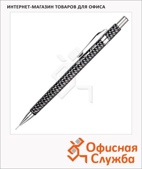 фото: Карандаш механический Pentel P205ГА 0.5мм черно-серый корпус