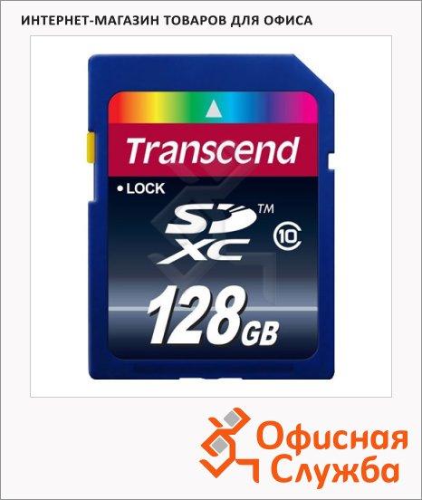 фото: Карта памяти Transcend SDXC 128Gb
