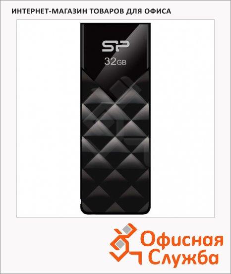 ����-���������� Silicon Power Ultima U03 32Gb, 20/10 ��/�, ������