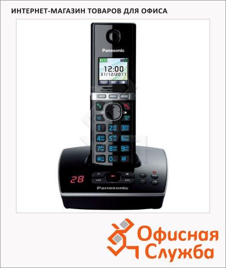 фото: Радиотелефон Panasonic KX-TG8061RUW черный