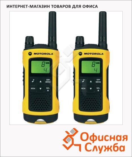 фото: Рация Motorola TLKR T80 Extreme 8 каналов, до 10км, желтая