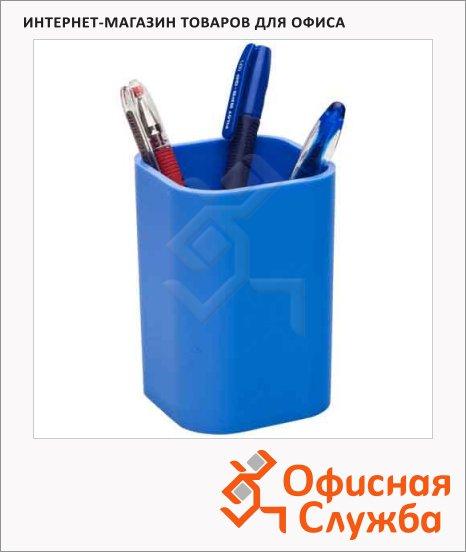 фото: Подставка для ручек Attache 100х67мм голубой