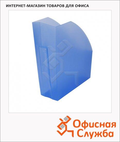 Накопитель вертикальный для бумаг Exacompta А4, синий