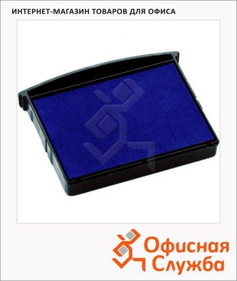 фото: Сменная подушка прямоугольная Colop для Colop 2300/2360/2006/3300/3360/S300/S360 синяя, Е/2300