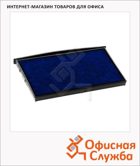 Сменная подушка прямоугольная Colop для Colop 3900/3960, синяя, Е/3900