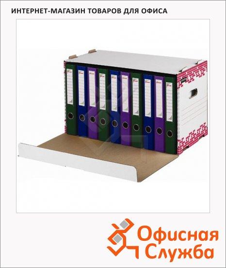 Архивный короб Attache Selection белый, 536х335х303 мм