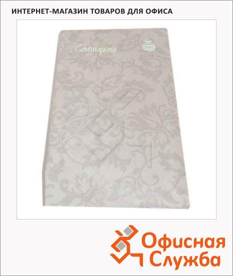 фото: Скатерть бумажная Vitto Prestige 120х180см с полимерным покрытием, белая