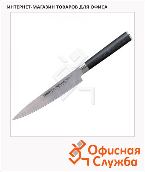 фото: Нож кухонный Mo-V 15см универсальный