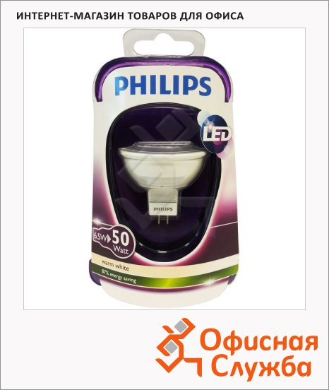 ����� ������������ Philips LED Spot 5��, E27, ������ �����