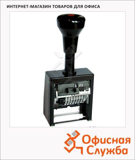 Нумератор с автоматической сменой номера Reiner 8 разрядов, B8К, 4.5мм