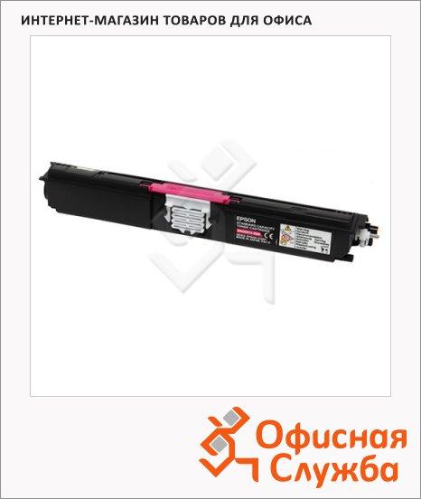 фото: Тонер-картридж Epson C13S050559 пурпурный