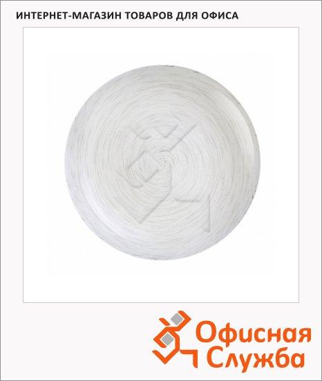 Тарелка десертная Luminarc Stonemania белая, d=20.5см