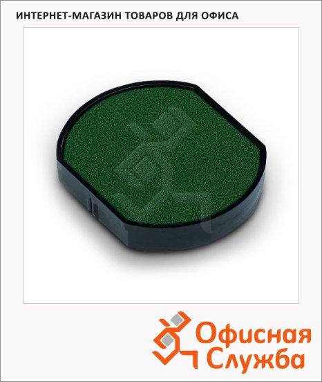 фото: Сменная подушка круглая для Trodat 46025/46125 6/46030, зеленая