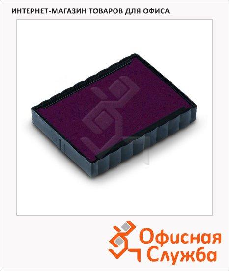 фото: Сменная подушка прямоугольная для Trodat 4750/4755/4941 фиолетовая, 6/50