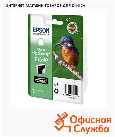 фото: Картридж струйный Epson C13 T159040 бесцветный