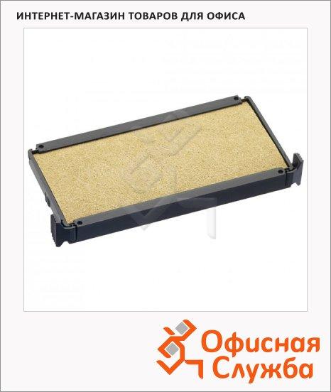 фото: Сменная подушка прямоугольная Trodat для Trodat 4914 неокрашенная, для спиртовой краски, 6/4914