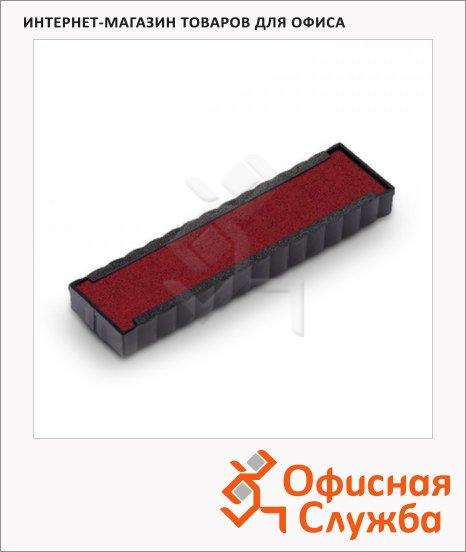 Сменная подушка прямоугольная Trodat для Trodat 4916, 6/4916, красная