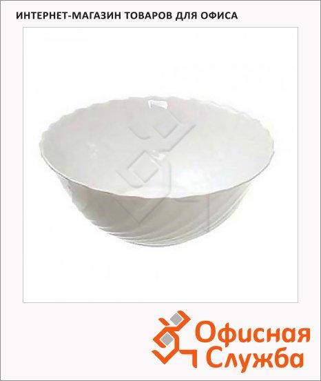 Салатник Luminarc Trianon белый, d=24см
