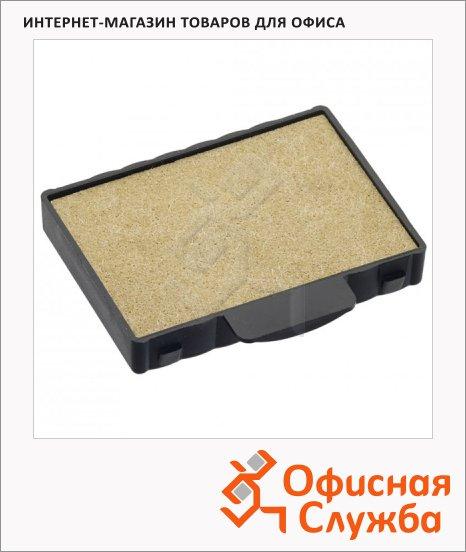 Сменная подушка прямоугольная Trodat для Trodat 5435/5430/5030/5431/5200/5546, неокрашенная, 6/50