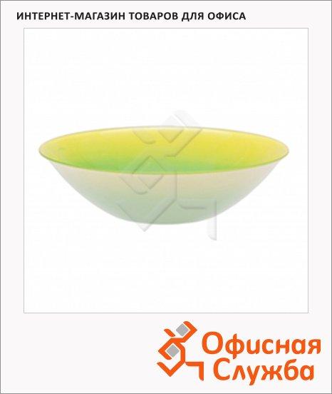 фото: Салатник Luminarc Fitz зеленый d=16см