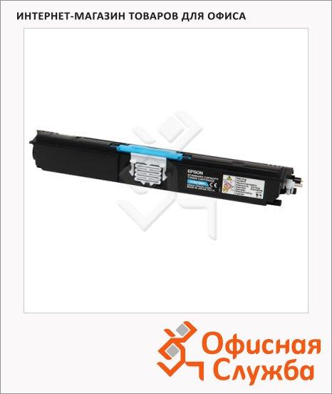 Тонер-картридж Epson C13S050560, голубой