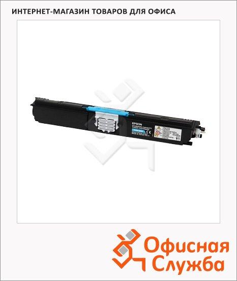 Тонер-картридж Epson C13S050556, голубой