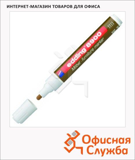 Маркер мебельный Edding 8900 тик, 1.5-3мм, круглый наконечник, для маскировки трещин на деревянных поверхностях