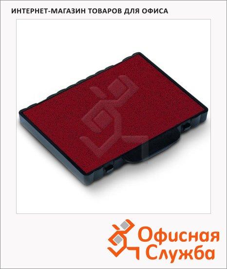 Сменная подушка прямоугольная Trodat для Trodat 5480/5485/5208/4208, красная