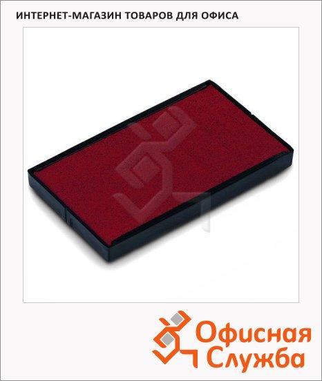 Сменная подушка прямоугольная Trodat для Trodat 4931/4731, красная, 6/4931
