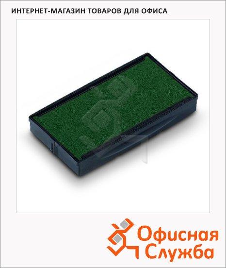 Сменная подушка прямоугольная Trodat для Trodat 4912/4952, 6/4912, зеленая