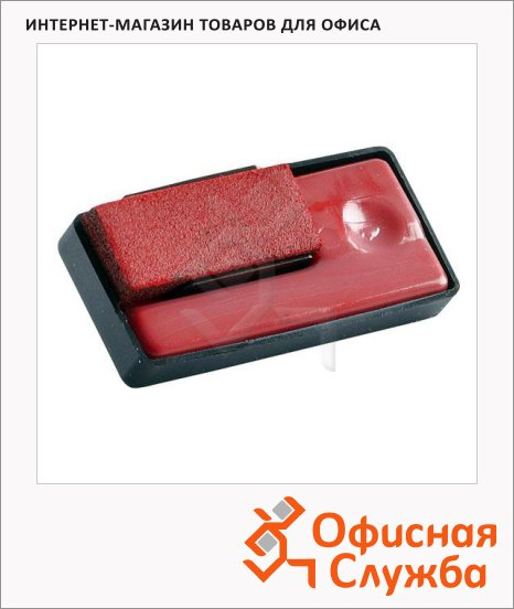 Сменная подушка прямоугольная Reiner для Reiner B8/В8К, Pad, красный