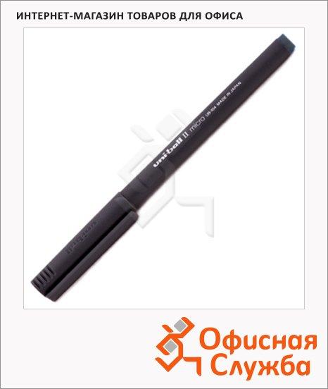 Ручка-роллер Uni UB-104 черный, 0.3мм, 66251