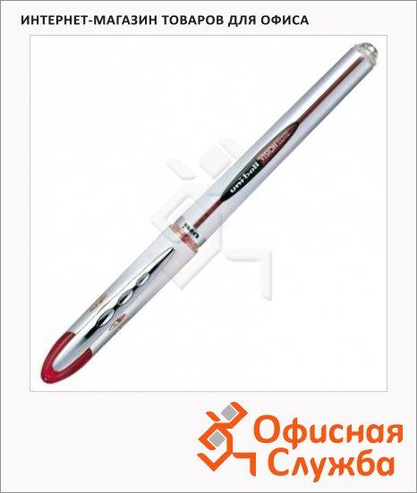 Ручка-роллер Uni UB-200 красный, 0.8мм, 66267