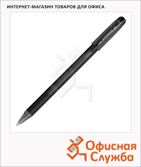 фото: Ручка шариковая Uni Jetstream SX-101 черная 0.7мм