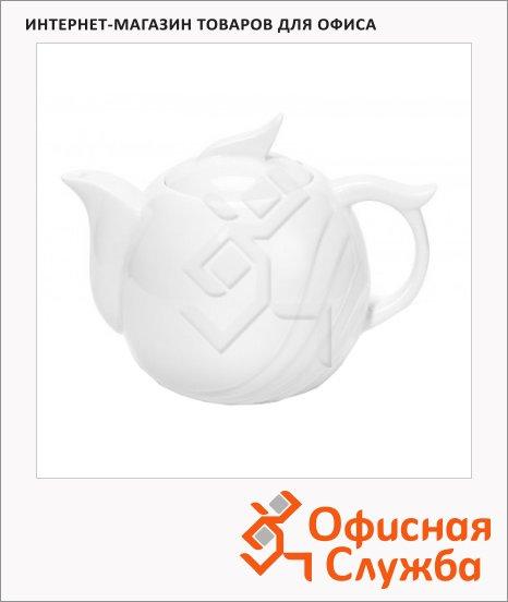 фото: Чайник заварочный Newby Волна с фильтром, 0.6 л